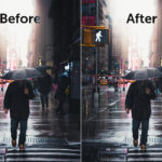 RainFX: Before / After