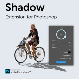 Shadow extension for Photoshop
