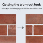 Tiler: Getting the worn out look